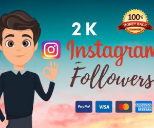 buy 2000 instagram followers uk