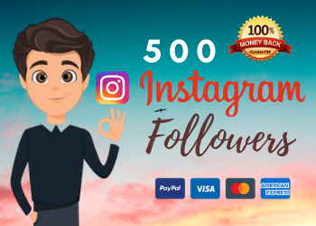 buy 500 instagram followers uk