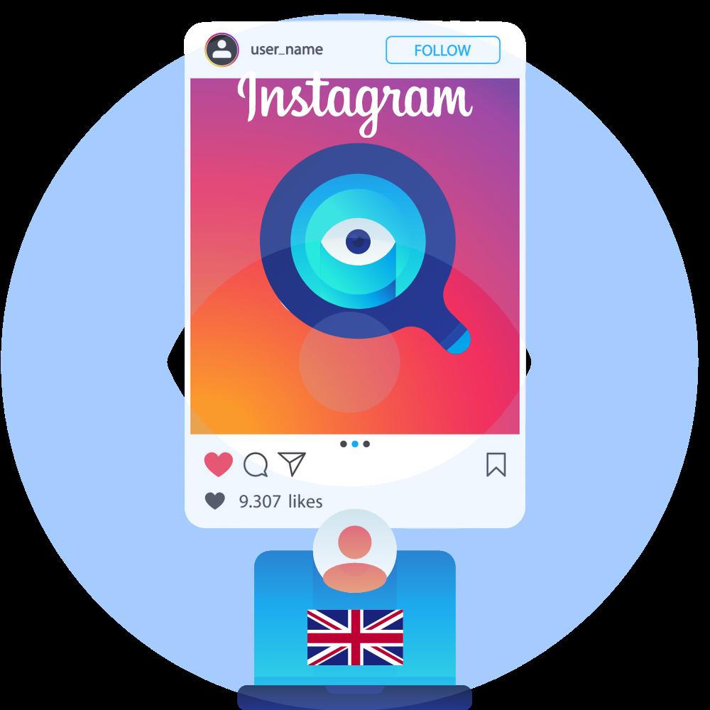 buy real Instagram followers uk
